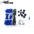 CNC Complete Fairing Bolts Kit Bodywork Screws Fasteners Nuts for Kawasaki Ninja