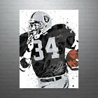 Bo Jackson Oakland Raiders Poster FREE US SHIPPING $15.0 USD on eBay
