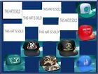 CHOICE Buy 1 or More Vintage Trucker Snap Back Vented Hats Farming Baseball Plus