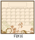 Dry Erase Magnetic Calendar ALA BOARD Stylish for Home Fridge Office School New