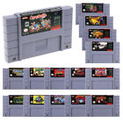 For Nintendo SFC/SNES Games Video Game Cartridge Console Card US VER US