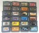Authentic Vintage  Gameboy Advance Games ~ Play on GBA SP DS DSL ~ Great Variety