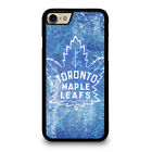 TORONTO MAPLE LEAFS LOGO iPhone 5/5S/SE 5C 6/6S 7 8 Plus X/XS Max XR Case Cover $15.9 USD on eBay