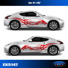 5147 Tribal Dragon Vinyl Graphics Decals CAR TRUCK Sticker High Quality EgraF-X