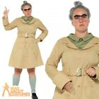 Adult Roald Dahl Miss Trunchbull Costume Womens Book Week Day Fancy Dress Outfit