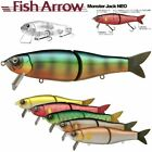 FISH ARROW JOINTED FLOATING SWIMBAIT MONSTER JACK NEO