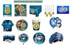 Police Party Supplies Assorted Items Express First Class Postage !