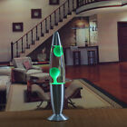 Lava Lamp Wax Volcanic Style Night Light Christmas Decorations f Home Desk Lamp