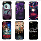 Coque Stranger Soft Case All Apple Iphone  5 6 7 8 10 - X