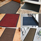 HEAVY DUTY NON SLIP BARRIER MAT LARGE SMALL RUGS RUNNER KITCHEN DOOR HALL 60x120