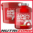 SCITEC NUTRITION 100% WHEY PROTEIN PROFESSIONAL WPC WPI 920g/2.3/5KG BEST PRICE