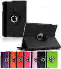 360 Rotating Leather Smart Case Cover for Apple iPad 2 3 4 / Mini / Air   / Pro