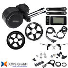 Bafang Mittelmotor 48V 750/500 WBBS02 Umbausatz E-Bike Conversion Kit LCDDisplay