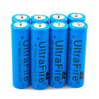 Ultrafire 18650 Battery 3000mAh Li-ion 3.7V Rechargeable Batteries for Torch US