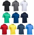 Kyпить Under Armour UA Tech Polo Mens Golf Shirt 1290140 - Choose Color & Size на еВаy.соm