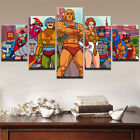 transformer cartoon characters pictures - Animation Cartoon Characters Wall Art Printed Pictures Canvas Art Painting Decor