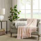 Madison Park Chloe Cotton Tufted Throw image