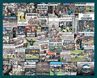 Philadelphia Eagles 2018 Superbowl Newspaper Collage print. Over 30 Headlines