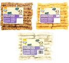 BONIES BUMPER PACK - (450g) - Good Boy Munchy Rawhide Rice Bones bp Dog Treats g