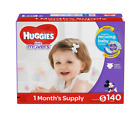 HUGGIES Little Movers Diapers Size 3, 4, 5, 6 One Months Supply Free Shipping