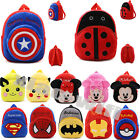 Animal Cartoon Shoulder Bag Kindergarten Schoolbag Backpack For Toddler Kids