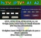 1YR Subscription16-digit code RENEWAL for Brazil Portuguese HTV2 HTV3 HTV5 A1 A2