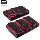 Breathable Travel Accessories 6 Set Packing Cubes Luggage Organizers Bag Fit