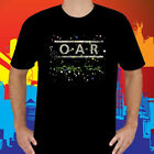 New O.A.R. Stoaries Tour 2018 Logo Rock Band Men's Black T-Shirt Size S to 3XL image