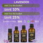 Essential Pure Oils Aromatherapy Oil Natural Fragrances Organic Lavender
