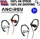 ANCREU C1 Bluetooth Headphones, Wireless Sports Earbuds with Mic Drive-by-Wire