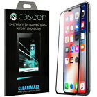 For Apple iPhone X / 10 Tempered Glass Screen Protector 3D Curved