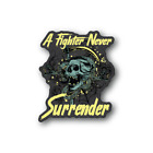 MAA fighterneversurrender Sticker - Vinyl Stickers - maafighterneversurrender