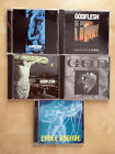 GODFLESH CABLE REGIME GOD CD lot of 5 Jesu Isis Ministry Carcass Sepultura