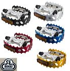 Внешний вид - PEDALS SE RACING BEAR TRAP 9/16 5 Different Colors Sold in Pairs