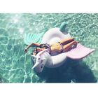 Giant Inflatable Floating Raft Swimming Buoy Swan Goose Summer yard Pool Party