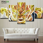transformer cartoon characters pictures - Cartoon Dragon Ball Characters Super Saiyan Canvas Pictures Home Decor Paintings