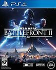 Star Wars: Battlefront II (Sony PlayStation 4, PS4) - COMPLETE $18.39 USD