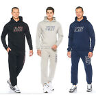Nike Men's Overhead Fleece Hoody and Joggers Pant Tracksuit