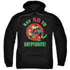 "Superman ""Say No To Kryptonite"" Hoodie, Crewneck, Long Sleeve"