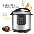 6/8/10/12QT Digital Multifunction Stainless Steel Electric Pressure Cooker cheap