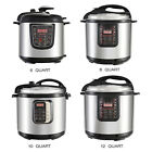6/8/10/12QT Digital Multifunction Stainless Brace Electric Pressure Cooker