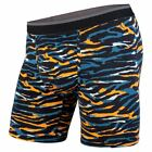 BN3TH Classics Boxer Brief Underwear Men's Tiger Teal/Orange