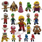 New Super Mario Bros. Characters Collectible PVC Plastic Action Figure Doll Toy