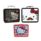 Loungefly HELLO KITTY Metal Lunch Box OFFICIAL Various Styles Available