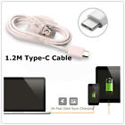 1.2M TPE Fast Charger Cable USB-C USB 3.1 Type C Date Cord For Samsung S8 S9 +