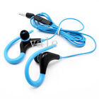 InEar Hook Earclip Sport Jog Hike Earphone Headset for Cell Phone MP3 MP4 Player