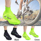 shoe covers cycling - Unisex Bike Cycling Shoe Covers Warm Cover Rain 1 Pairs Protector Overshoes
