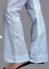 Indian/Pakistani Bell Bottom Embroidered Ladies readymade Pant/Shalwar/Trouser
