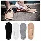 6 Pair Mens Invisible Ultra Low Cut No Show Loafer Boat Shoe Socks Size 7-11