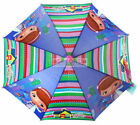 Disney Hello Kitty Nickelodeon JoJo Cartoon Molded Handle Umbrella For Kids